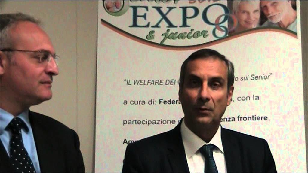 Gaspare Aiello e Franco Ziccarelli